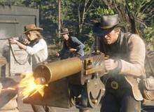 Game online miền tây cực chất Red Dead Online đã chính thức mở cửa thử nghiệm