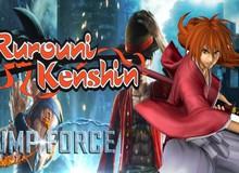 [Jump Force] Kenshin xuất hiện, đại chiến Songoku