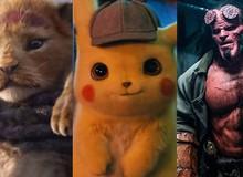 7 bộ phim được làm lại dự kiến sẽ trở thành bom tấn trong năm 2019