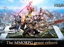 RebirthM: Game mobile nhập vai tuyệt phẩm sẽ làm tái sinh cả thể loại này