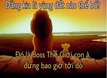 Đến quỳ cái tựa game... hở một cái là KS Boss, drama