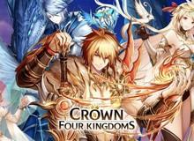 Crown Four Kingdoms - Game online nhập vai đậm chất hoạt hình sắp mở cửa toàn cầu