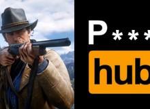 """Red Dead Redemption II nóng đến nỗi trở thành đề tài siêu hot trên các """"web người lớn"""""""