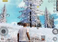 """""""Bản đồ mùa đông"""" sắp được cập nhật trong PUBG Mobile Trung Quốc?"""