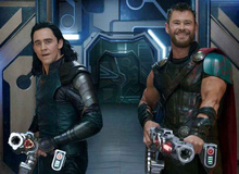 """Suýt chút nữa, Thần Sấm Thor đã dùng súng """"chiến"""" Thanos trong Avengers: Infinity War"""