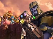 Sẽ ra sao nếu Super Smash Bros kết hợp với Avengers: Infinity War ?