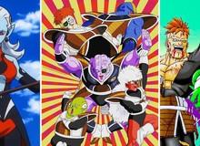14 sự thật thú vị về đội Ginyu trong Dragon Ball (P.1)