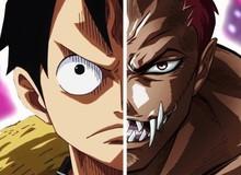 """One Piece: Muốn đánh bại Kaido, Luffy sẽ phải """"học tập"""" Katakuri để cải thiện Gear 4?"""
