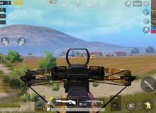Top 5 vũ khí chiến đấu có sát thương ghê gớm nhất trong PUBG Mobile