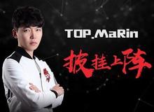 Marin một lần nữa chia tay LPL, liệu sẽ có một cuộc tái hợp cùng SKT?
