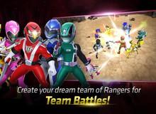 Power Rangers: All Stars chính thức ra mắt phiên bản toàn cầu