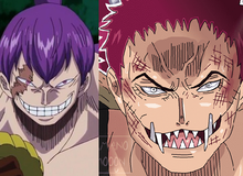 One Piece: Cracker với Katakuri, năng lực trái ác quỷ của Tư lệnh ngọt nào khủng hơn?
