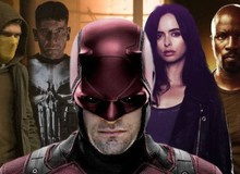 """Quá đen cho Marvel, lại thêm một siêu anh hùng nổi tiếng nữa bị Netflix """"xóa sổ"""""""