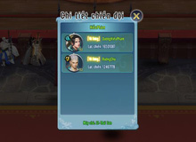 VLTK Mobile: Những hảo thủ đầu tiên lên ngôi thần tốc trong Song Đấu