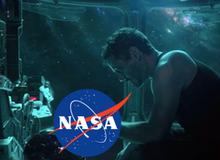 NASA kêu gọi fan ngừng nhắn tin đòi đi cứu... Iron Man?
