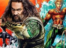 Điểm mặt chỉ tên những thanh Trident đầy sức mạnh mà Aquaman sử dụng để xưng bá Thất Hải