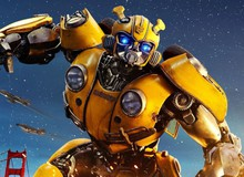 """Dù không mạnh mẽ bằng Optimus Prime, nhưng Bumblebee là Robot duy nhất """"bất tử"""" trong loạt phim Transformer đấy"""