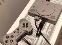 Vừa ra mắt được một tuần, PlayStation Classic đã bị hacker bẻ khóa để chơi game thoải mái từ USB