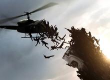 Siêu phẩm game zombie - World War Z tung trailer giới thiệu nhân vật mới