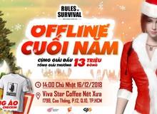 ROS Mobile: Cộng đồng miền Nam tổ chức big offline đón chào lễ Giáng Sinh và năm mới cuối tuần này 16/12