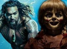 15 chi tiết thú vị chỉ fan cuồng mới có thể soi ra trong Aquaman: Đố bạn tìm được búp bê quỷ ám Annabelle đấy
