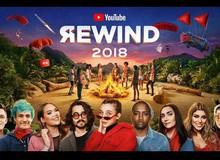 Youtube Rewind 2018 chính thức trở thành video có lượng dislike nhiều nhất trong lịch sử YouTube, với gần 10 triệu dislike