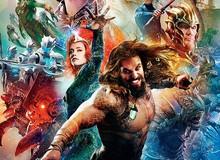 Aquaman: Siêu phẩm cực đỉnh vực dậy cả vũ trụ DC