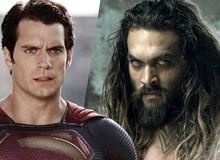 Aquaman và Superman: Ai là siêu anh hùng mạnh hơn?