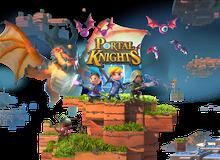 Chỉ với 3$, nhận ngay Portal Knights - Sự kết hợp hoàn hảo giữa Minecraft và Legend of Zelda