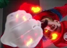 Xem clip live action SUPER SMASH BROS: Mario đấm nhau cực đỉnh