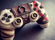 Hút hồn với 15 bộ tay cầm Playstation tự chế, đẹp không tỳ vết