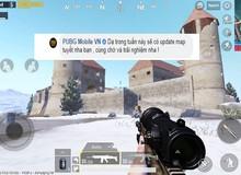 """PUBG Mobile: Bản đồ """"tuyết trắng"""" Vikendi sẽ được cập nhật ngay trong tuần này"""