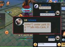 """Tam Sinh Tam Thế: Vừa được khen """"server không thích phốt"""" xong, game thủ server 2 đã... vả vào mồm người viết bằng màn"""