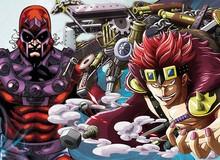 One Piece: Thức tỉnh trái ác quỷ, Kid sẽ sở hữu sức mạnh bá đạo như Magneto trong X-Men Apocalypse?