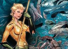 5 phiên bản đặc biệt và kỳ lạ nhất của Aquaman: Khi Thất Hải Chi Vương là nữ chiến binh xinh đẹp