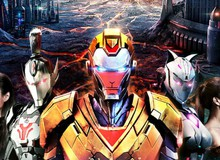 """Marvel """"chết lặng"""" khi Trung Quốc tung phiên bản hoạt hình Tôn Ngộ Không """"nhái"""" Iron-Man"""