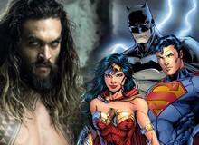 """Nếu so tài với nhau, liệu Aquaman sẽ """"ăn"""" được siêu anh hùng nào trong Liên Minh Công Lý?"""