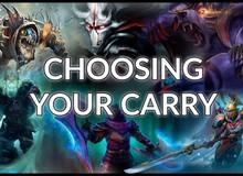 Top 4 Hero Carry mạnh nhất bản DOTA 2 7.20 – Phantom Assassin độc chiếm ngôi vị Carry mạnh nhất