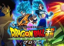 """Dragon Ball Super: Broly tung poster giới thiệu toàn bộ dàn nhân vật """"cực chất"""""""