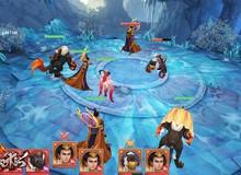 Thiên Long Kiếm Gamota cập nhật phiên bản mới đón Noel, tặng Code cho game thủ