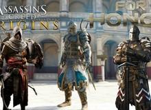 Sau khi đại phá Hy Lạp cổ đại, Assassin's Creed lấn sân sang For Honor