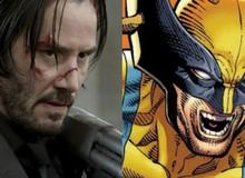 Không phải Batman, Wolverine mới là siêu anh hùng Ông Kẹ John Wick muốn trở thành
