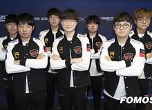 Fan hâm mộ gáy cực mạnh khi Dream Team SKT T1 có màn ra mắt hủy diệt tại KeSPA Cup 2018