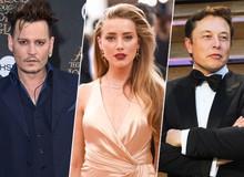 """5 """"người tình"""" nổi tiếng của Công Chúa Thủy Tề Amber Heard: Từ Cướp Biển Caribbean cho tới Iron Man ngoài đời thực"""