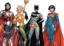 5 phiên bản nữ giới của Aquaman: Không chỉ cực kỳ mạnh mẽ mà còn rất xinh đẹp