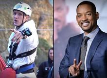 Paul Logan thách Will Smith nhảy trực thăng, ai ngờ nam tài tử làm thật