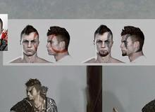 Lộ diện hình ảnh đầu tiên của God of War mới, 99% Kratos sẽ chết ?
