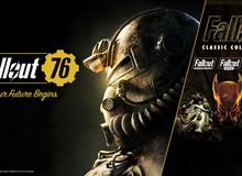 Xin lỗi game thủ vì bom xịt Fallout 76, Bethesda quyết định tặng miễn phí 100% Fallout Classic Collection
