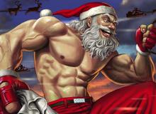 Sự thật động trời: Hóa ra Ông già Noel chính là một dị nhân sở hữu sức mạnh cực kỳ khủng khiếp