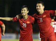 Ghi tới hai bàn trên sân khách, tuyển Việt Nam rộng cửa vào chung kết